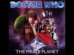 Pirate Planet DVD Cover